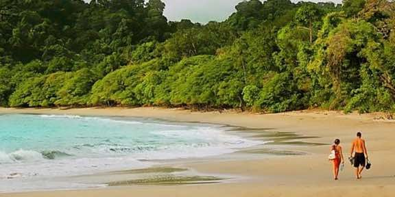 Manuel Antonio Walk on The Beach.jpeg