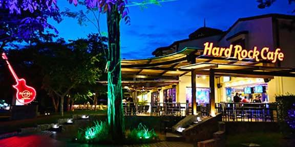 Playas del Coco, Guanacaste Hard Rock Cafe